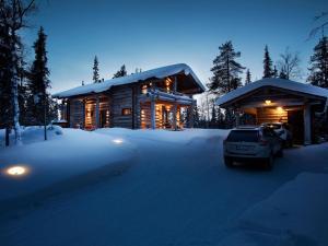 Holiday Home Ruka ski chalet f..