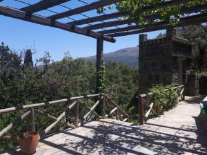 Menites Springs Villa Andros Greece