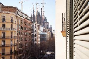 Sagrada Familia Design