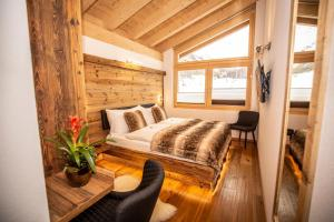 Palace Luxury Apartment & Spa - Hotel - Saas-Fee