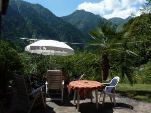 Ferien-Appartement im Naturpark - Apartment - Antronapiana