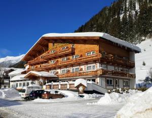 3 hvězdičkový hotel Hotel Grieserhof Lermoos Rakousko