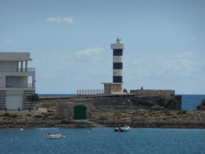 obrázek - Duplex con vistas al mar en Colonia Sant Jordi