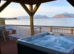 Beach Houses with Hot Tubs - Hotel - Glencoe