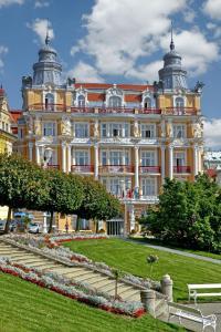 4 stern hotel Ensana Hvězda - Imperiál - Neapol Marienbad Tschechien