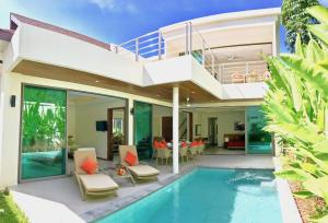 K@ villa: Private pool with 4 bedrooms - Ban Ao Makham