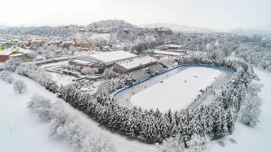 Dom Sportowca Błonie - MOSiR, Szállodák  Sanok - big - 14