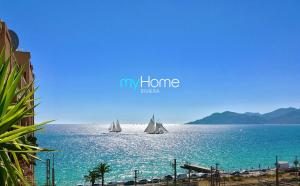 My Home Riviera Apartment - Cannes sea view - Cannes