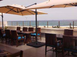 Hôtel Seaside, Hotels  Lomé - big - 24