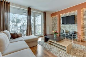 Flats For Rent - Chmielna Riverside 37 Spa&Wellness