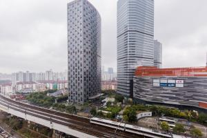 New Space-Time Zhongli Hotel Apartment - Shanghai