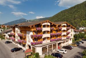 4 hvězdičkový hotel Alpenhotel Tirolerhof Fulpmes Rakousko