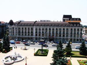 4 hviezdičkový hotel Hotel Central Ploješť Rumunsko