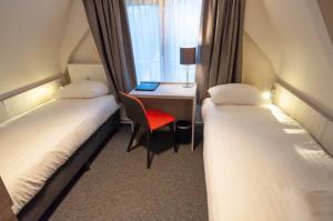 Hotel Crown, Szállodák  Amszterdam - big - 16