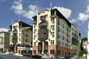 4 stern hotel Ensana Butterfly Marienbad Tschechien