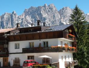 B&B Alverà - Accommodation - Cortina d`Ampezzo