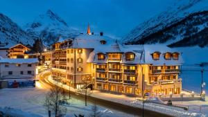 Alpenresort Fluchthorn - Hotel - Galtür