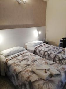 Hotel Tosi, Отели  Риччоне - big - 6