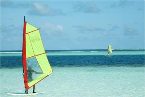 Nika Island Resort & Spa, Maldives, Курортные отели  Остров Ника - big - 57