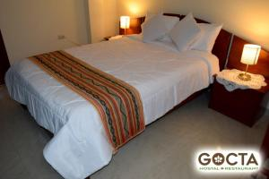 Hostal Restaurant Gocta, Hostelek  Cocachimba - big - 3
