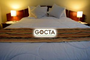 Hostal Restaurant Gocta, Hostelek  Cocachimba - big - 4