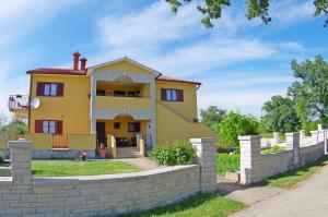 Apartment in Sajini/Istrien 35904