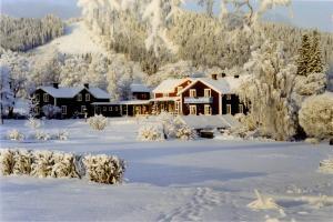 Accommodation in Järvsö