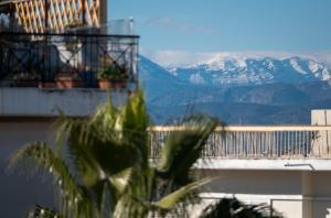 Nafplio view Argolida Greece