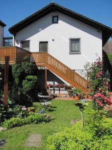 Ferienwohnung Seidenfaden - Karlburg