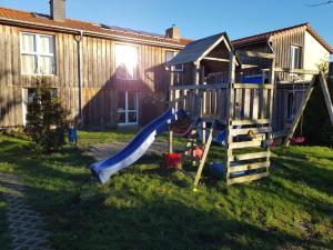 Ferienwohnung Sundblick - Elmenhorst