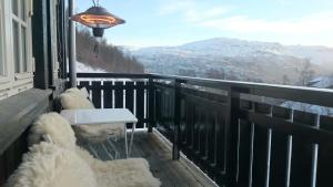 Accommodation in Northern Fjord Norway