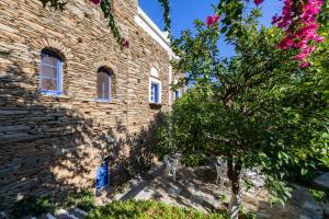 Anezas Mansion Andros Greece