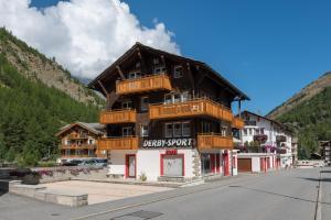 Apartment Alpenrösli - Saas Almagell