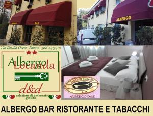 Albergo D&D - Castelguelfo
