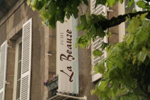 Location gîte, chambres d'hotes Hotel La Beauze dans le département Creuse 23