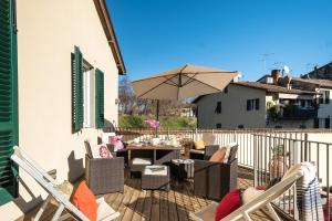 TORNESE with PRIVATE PARKING and TERRACE - AbcAlberghi.com