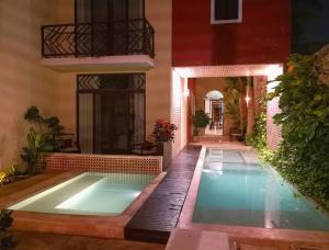 Casa Italia Yucatan Luxury Guest House., Отели  Мерида - big - 43