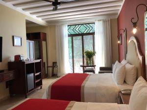 Casa Italia Yucatan Luxury Guest House., Отели  Мерида - big - 41