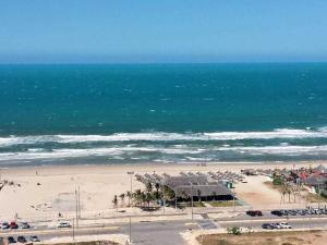 Apartamento VP 1001 com linda vista mar - Fortaleza