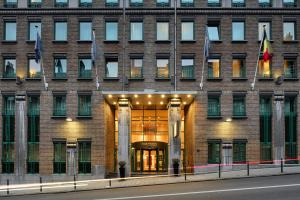 Four Points by Sheraton Hotel Brussels - Brusel