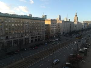 mini hostel Marszalkowska