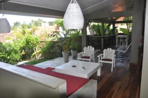 Bungalow Pipamar, Дома для отпуска  Пипа - big - 18