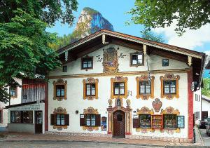 Dedlerhaus - Hotel - Oberammergau