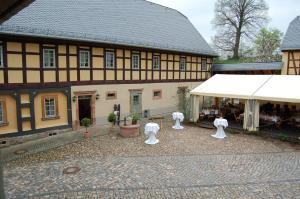 Denkmalhof Schlagwitz - Glauchau