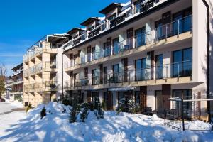 Apartamenty Sun & Snow Tęczowe Wzgórze