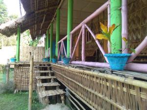 Auberges de jeunesse - Shanti kunj Bamboo cottage