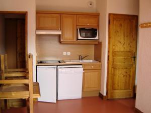 Appartement aux pieds des pistes à Valmeinier 86914