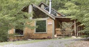 The Timber Cabin - Webb