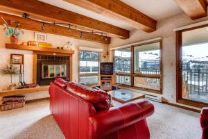 2 Br With Views Of Wood Creek & Mountains Condo - Hotel - Crested Butte