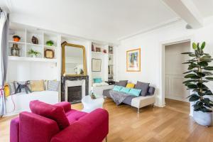Parisian Style - 54 sqm, Apartmány  Paříž - big - 25